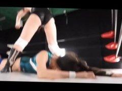 Fighting Girls 7 Catfight