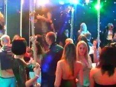 Hot pornstars taking large dicks at swinger party