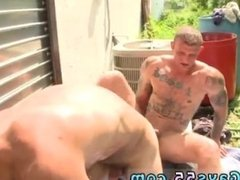 Gay outdoor sex tips and public transparent underwear in hot movieture