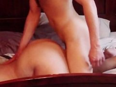 Latina Amateur Milf Riding & Getting Fucked in Different Positions