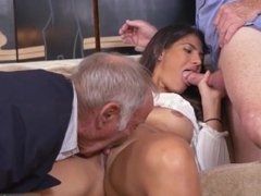 Old man rough sex and ebony thot amateur threesome Going South Of The