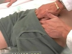Teen male physical exam gay xxx The 2 doctors stretch my bootie apart and