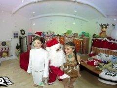 WankzVR - Santa's Wankzshop
