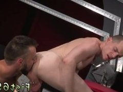 movies of boy gays with erect cock cum first time Switching positions,