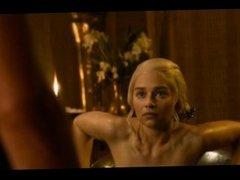 """Emilia Woods""""  SEXY PMV TRIBUTE - Emilia Clarke & Naomi Woods"""