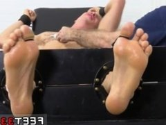 Hot male boys gay porn xxx Cristian Tickled In The Tickle Chair