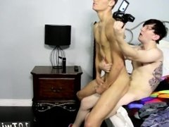 Brutal gay twinks vids first time Bareback Twink Boy POV!