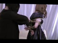 Japanese maid bondage 1