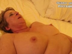 Granny Fucked by a New stud