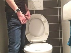 A short video of me taking a piss