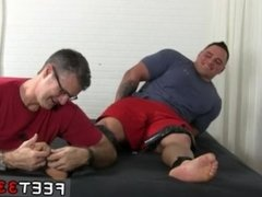 Gay cruiser sex Wrestler 'Specimen' turns out to be fairly a ticklish