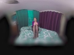 Mistress T Teases Her Hot Pussy In Virtual Reality