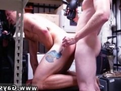 Straight boy nude gay porn Dungeon master with a gimp