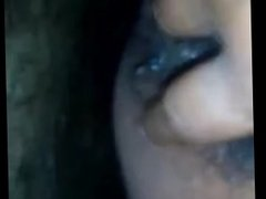 Sri Lankan masturbating in bath hairy pussy getting wet