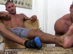 Gay ebony football sex Johnny Hazzard Stomps Ricky Larkin