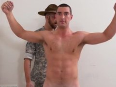 Military jocks jerking off gay Extra Training for the Newbies
