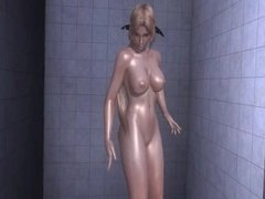 Dead or Alive Xtreme 3 PC - Shower Scene Nude Helena