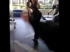 Andrea Theis Karate Kicks