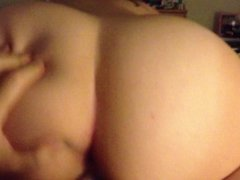 Big Teen Ass In Your Face POV Reverse Cowgirl POV