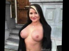 Jade Jayden Hot Fake Tits Porn Star Twerk Music Video