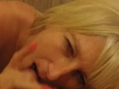 love cum all over my face