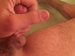 Play time in the tub part 2