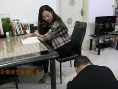 teacher and her student(Chinese femdom)