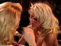 April Adams & Amber Lynn - Babewatch #4