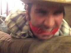 Hogtied Cowboy Vid 2