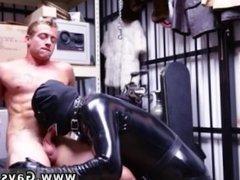 Straight man dominates twink raw gay porn and straight boys in underwear
