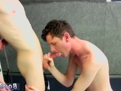 First time anal gay movie Aaron Aurora & Joey Wood