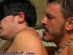 Black gay man fucks asian gay man hard xxx Muscled daddy Collin loves to