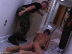 Hard cock in his boxers gay porn Training the New Recruits