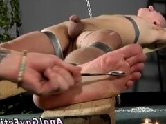Gay boy bondage handjob movies and xxx gay bondage male only movies xxx