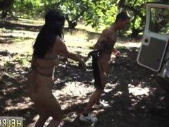 Extreme lesbian gangbang first time Teen Jade Jantzen has been walking