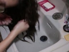Hair Washing Tutorial