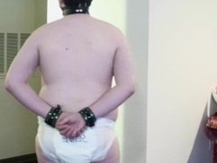 Diaper Slave Humiliation and Wetting