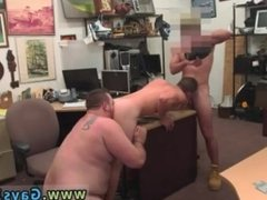 Straight ebony man anal and gay blowjob cumshot in school Guy ends up