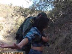 Tuk tuk patrol creampie Kayla West was caught lusty patrool during border