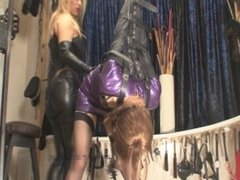 Mistress in play