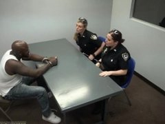 White sluts academy first time Milf Cops
