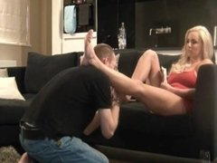 Foot Mistress Worship so aswesome