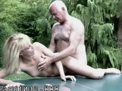 Female fake taxi old guy Fortunately Nelly knows a much nicer game to