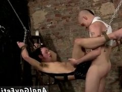 Free sex xxx dildo gay That smooth guy crevice is lubed up, fingered,