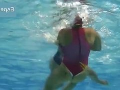 Women's Water Polo Dirty play