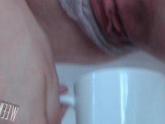 Pee Pee in a cup - Morning Tea