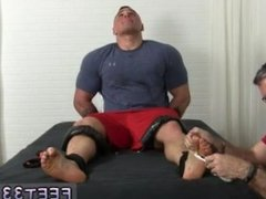 Male gay porn actor foot fetish and chubby guys feet first time Tough