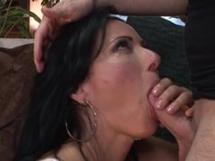 Horny MILF Zoey Holloway seduces the cable guy