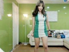Sexy Dance Korean BJ on webcam
