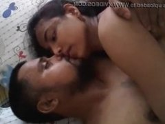 Desi married couple hot erotic Sex-4